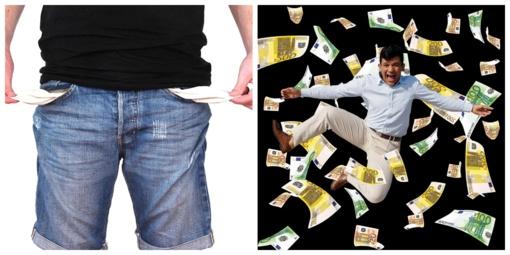 Pinigų horoskopas: kuris ženklas maudosi piniguose?