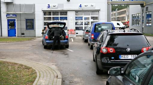Atskleidė patikimiausius automobilius pagal Lietuvos techninę apžiūrą