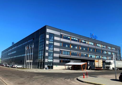 Švediško kapitalo bendrovė investavo į naują gamyklą Šiauliuose