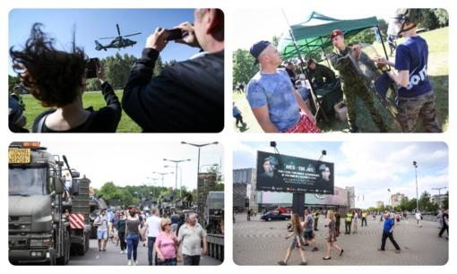 Partizanų pagerbimo, kariuomenės ir visuomenės vienybės diena šiais metais vyks Tauragėje