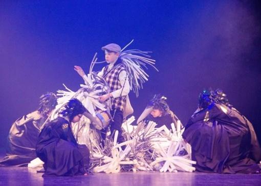 """Plungės kultūros centro vaikų ir jaunimo teatras """"Saula"""" tapo nacionalinio teatrų konkurso laureatu"""