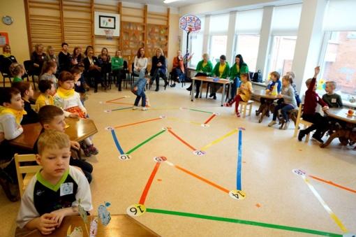 """Vaikų konferencija """"Sveikatos labirintai"""""""