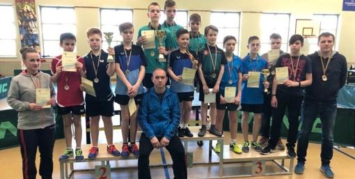 Eišiškių A. Ratkevičiaus sporto mokyklos auklėtiniai – Lietuvos čempionai!