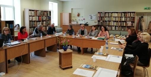 Vilniaus apskrities regioninės kultūros posėdis vyko Švenčionių rajone