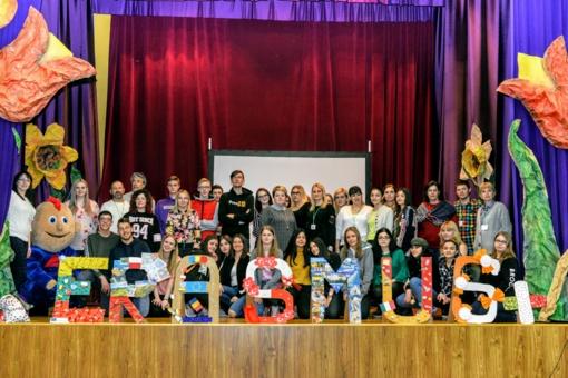 """Šiaulių profesinio rengimo centre - Erasmus+ projekto """"More Cultures - One European Identity"""" partneriai"""