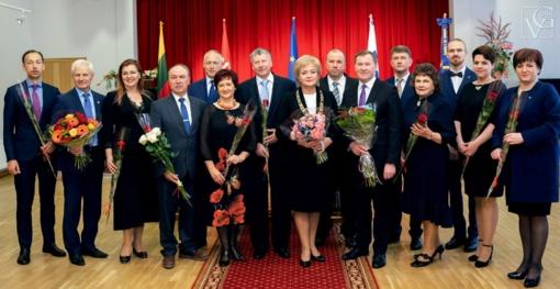 Prisiekė 2019–2023 m. Savivaldybės taryba ir inauguruota Birštono sav. merė Nijolė Dirginčienė