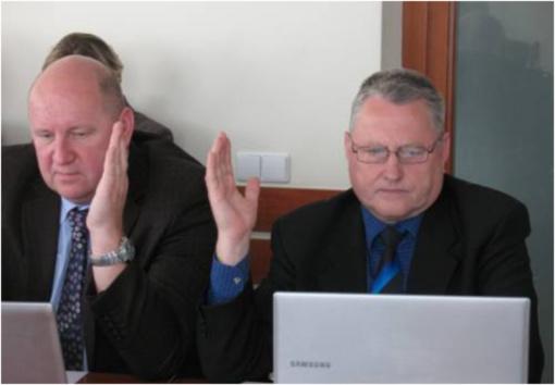 Didžiausia Tarybos netektis - Alfrydas Savickas