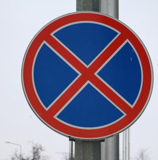 Gegužių gatvėje gyventojams bus sunkiau pasistatyti automobilį – keičiasi ženklo galiojimo ribos