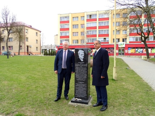 Kelmėje lankėsi Izraelio valstybės ambasadorius Amiras Maimonas