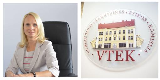 VTEK tirs Trakų rajono savivaldybės merės E. Rudelienės elgesį