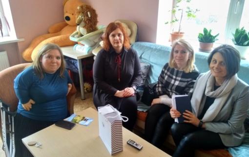 Panevėžio vaikų gynėjai kartu su NVO pasiruošę padėti visoms krizę išgyvenančioms šeimoms