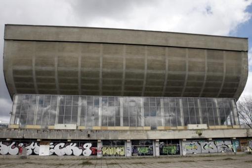 Vilniaus miesto apylinkės teismas gavo ieškinį dėl Sporto rūmų rekonstrukcijos