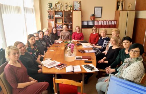 Skirtingų Tauragės institucijų bendradarbiavimą palengvina operatyvus keitimasis informacija