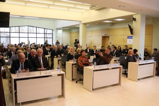 Sudaryti Šiaulių miesto savivaldybės tarybos komitetai