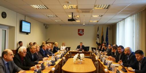 Sudaryti nauji Kretingos rajono savivaldybės tarybos komitetai