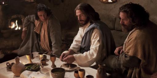 Didysis Velykų ketvirtadienis. Paskutinioji Vakarienė – Kristus – Naujosios sandoros ir meilės tarnystė Viešpats