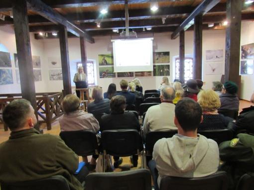 """Turizmo forumas """"2019 m. turizmo sezonas Žemaitijos nacionaliniame parke"""""""