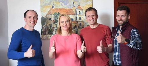 """Kviečia jau septintasis """"Eurovaistinės Trakų pusmaratonio"""" pavasaris"""