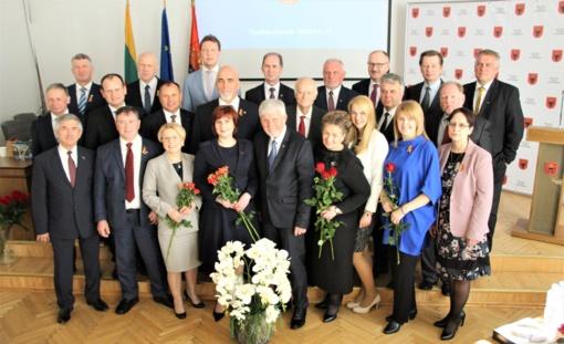 Pirmasis 2019–2023 metų kadencijos Pasvalio rajono savivaldybės tarybos posėdis