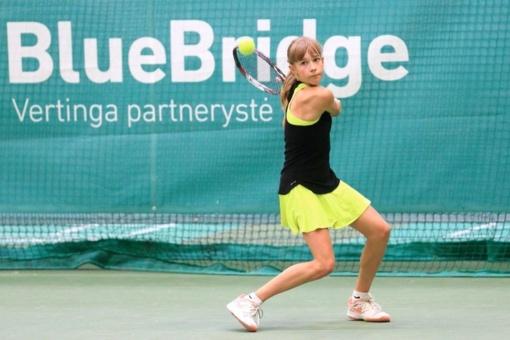 Favoritę nugalėjusi P. Paukštytė - teniso turnyro Kipre čempionė