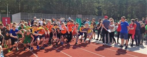 Kviečia dalyvauti Tarptautinėse bėgimo varžybose Nemenčinėje