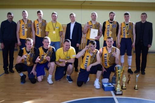Mero krepšinio taurė – Gėluvos komandai
