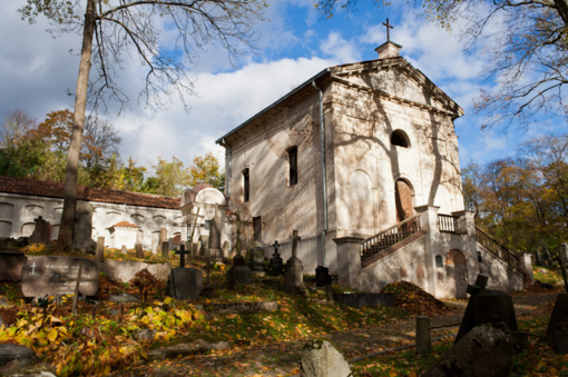 Vilniuje suniokotas A. Tiškevičiui skirtas paminklas