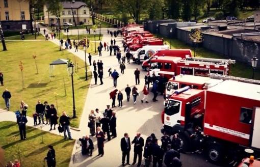 Palangoje vyks ugniagesių gelbėtojų profesinės šventės minėjimas (renginio programa)