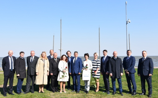 Darbą pradėjo naujos kadencijos Neringos savivaldybės taryba