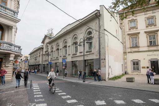 Vilnius nominuotas Geriausiai gyventojams pritaikyto miesto apdovanojimams