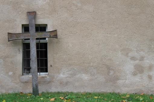 Vilniuje sulaikyta grupė girtų asmenų su metaliniu kryžiumi