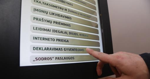 VMI ragina suskubti – deklaracijoms pateikti liko savaitė