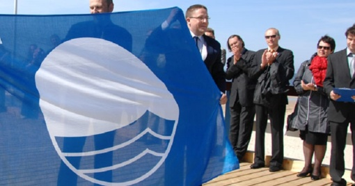 Palangos paplūdimiui – Mėlynoji vėliava