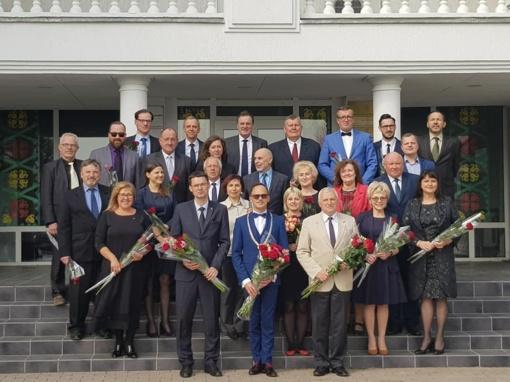 Prisiekė naujos sudėties Šakių rajono savivaldybės taryba