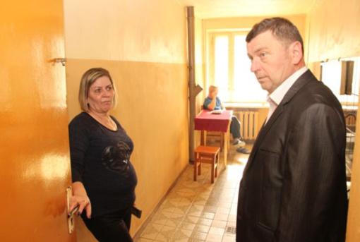 Valentinas Tamulis: būtina keisti bendrabučių situaciją
