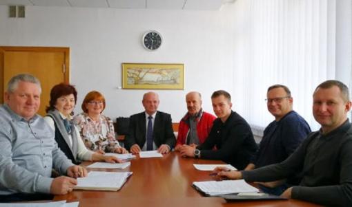 Smulkiojo ir vidutinio verslo komisija skyrė paramą aštuonioms rajono įmonėms