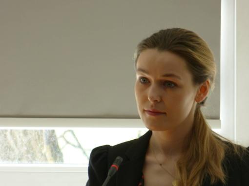 Administracijos direktorės kandidatūrai pritarė ir opozicija