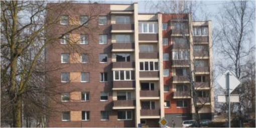 Gyventojai atsisako daugiabučių renovacijos