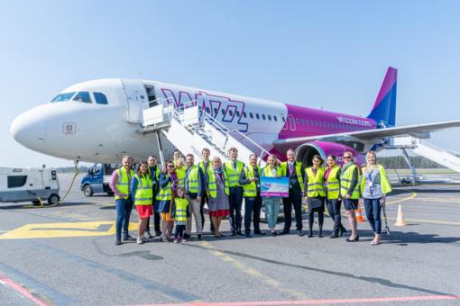 Startuoja skrydžiai iš Palangos į Vokietiją