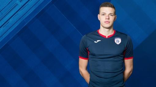 Futbolininkas R. Sadauskas: apie sėkmingą žaidimą ir V. Urbono skambutį