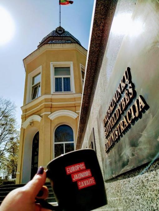 """Druskininkuose – Europos jaunimo savaitės 2019 renginys """"Prie arbatos: savanoriauk ir auk"""""""