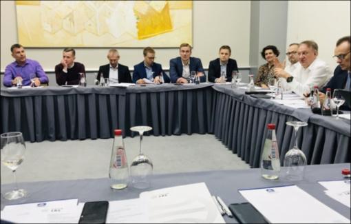 Minimalus LKL klubų biudžetas nuo 2020 metų sieks 600 tūkst. eurų