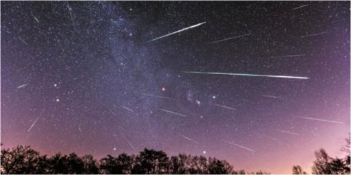 Savaitgalį lis meteorais: vyks Eta Akvaridų metorų lietus