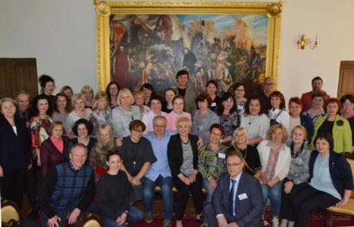 Kauno rajone vyko Lietuvos fizikų konferencija