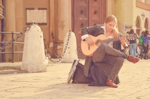 Gatvės muzikos diena Rokiškyje