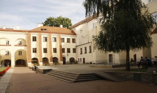 Reitingai: geriausi universitetai VU ir ISM
