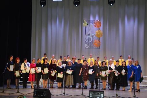 Dainuojančių vaikų festivalis vėl džiugino klausytojus