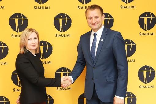 Šiaulių miesto savivaldybės kontrolės ir audito tarnyba įvertinta aukščiausiu lygiu