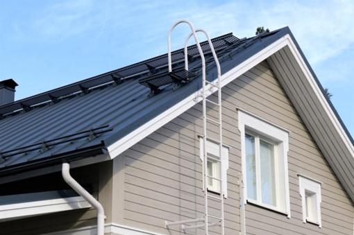 Kad stogas būtų saugus