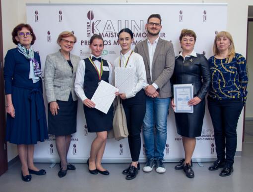 Nacionaliniame profesinio meistriškumo konkurse – tarp nugalėtojų Veisiejų TVM auklėtinė